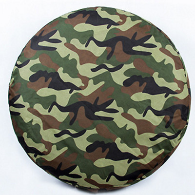 """For Jeep Mitsubishi Camouflage Spare Wheel Tire Cover Fit for Jeep Size 30-31"""""""