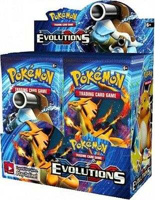 Pokemon XY Evolutions Booster Box [36 Packs]