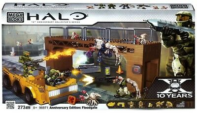 Halo 10th Anniversary Collector Series Anniversary Edition: Floodgate Set #96971