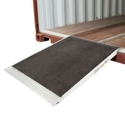 Pallet Jack 48x36 Shipping Container Ramp for Loading Docks 05-36-048-06-Grit
