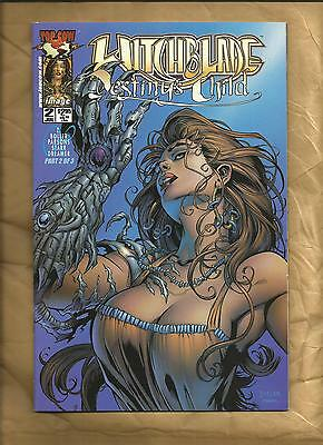 Witchblade Destiny's Child #2 vfn 2000 Image Comics good / bad girl