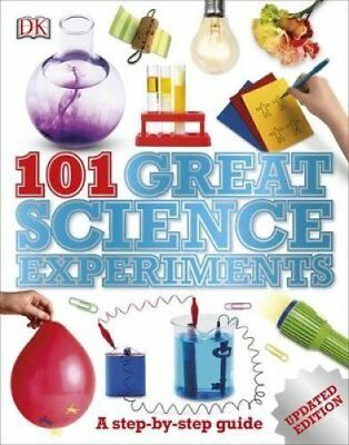 101 Great Science Experiments by DK 9780241185131 (Paperback, 2015)