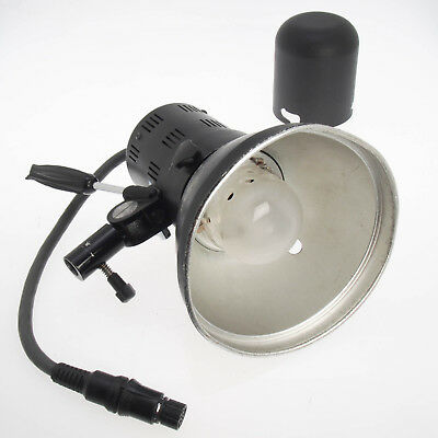 Comet Flash Lamp Head 2400WS w Reflector & Transport Cover