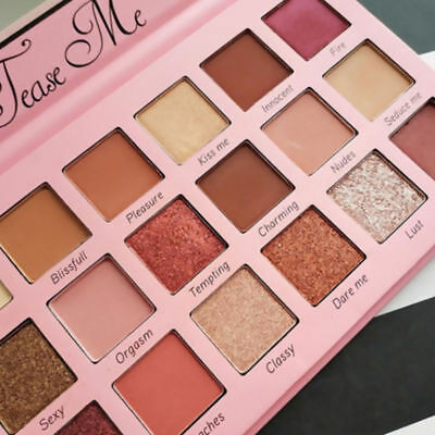 Maquillage Eye Shadow Palette Naked Nude Naturel Couleurs - Colour Me Nude
