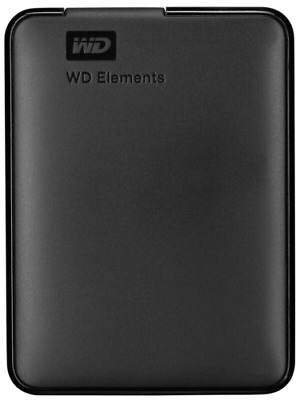 Western Digital WD Elements Portable HDD 4TB USB 3.0 NEU