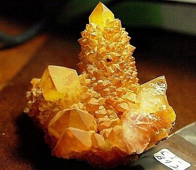 Citrine-crystal-cluster-specimen,CI-B92,60x59x35mm,375.63ct,2.65oz