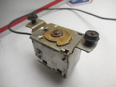 Vendo 400 Series Thermostat Soda Machine Replacement Cold Control Part 368794