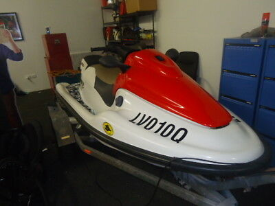 JET SKI POLARIS VIRAGE TX 1200 cc 2000 MODEL WITH TRAILER
