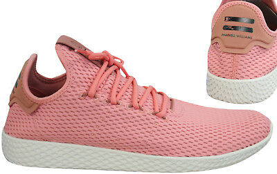 Adidas Originals Pharrell Williams Tennis HU Mens Trainers Lace Up BY8715 PO eed080fa4cd