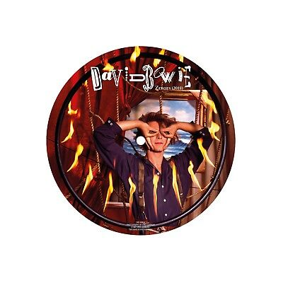"""David Bowie: Zeroes / Beat Of Your Drum Picture Disc Vinyl 7"""" Record (PRE-ORDER)"""