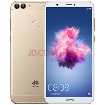Global 5.65''Huawei Enjoy 7S 32GB Otca Core Android 8.0 Touch ID 4G Smartphone