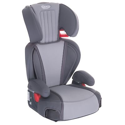 Graco Logico Lx Group 23 Adjutstable Car Seat Booster Earl Grey 15