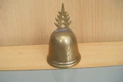 Brass Bell Possibly Chinese.