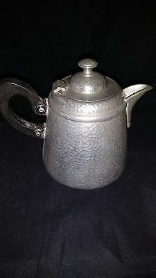Vintage Pewter Teapot made by Roundhead (8476) - Lovely