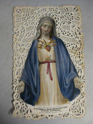 Andachtsbild Heiligenbild Canivet Santino Holy card Marie