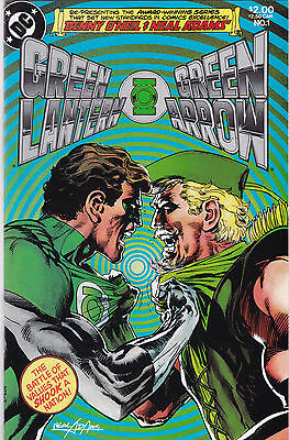 Green Lantern / Green Arrow #1 Vf/nm