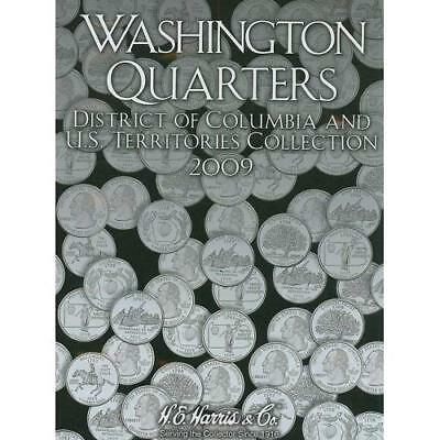 Washington Quarters 2009: District of Columbia and U.s. Territories Collection W