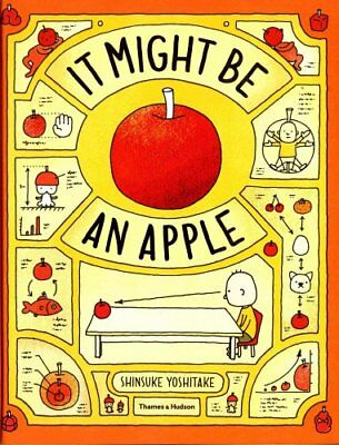 It Might Be An Apple by Shinsuke Yoshitake 9780500650486 (Hardback, 2015)