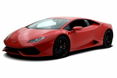 Huracan LP 610-4 Coupe Factory Authorized Lamborghini Dealer, One Owner, AWD, Only 2,136 Miles