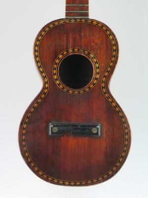 Rare Antique 19th Century Ukulele By Keith Prowse Circa 1840 London