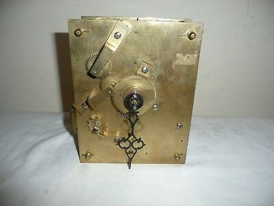 Excellent Quality Chain Driven Fusee Movement, Gillett & Co, Croydon. VGC