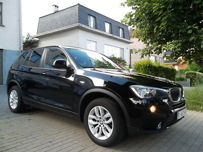 BMW X3 2.0 d sDrive18 // FACELIFT // 2015 // Euro 6 //