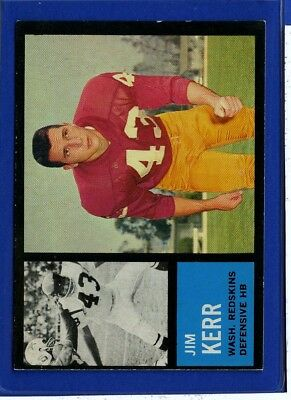 1962 Topps Set Break #173 Jim Kerr EX-EXMINT