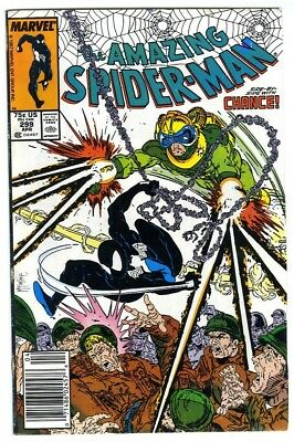 Amazing Spider-Man #299 (1988) VF+ Marvel Comics 1st Venom Todd McFarlane art