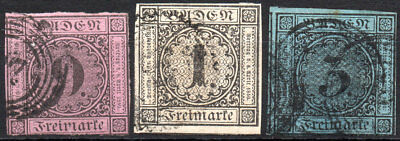 Old Germany Baden used (4188