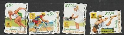Norfolk Island 1992 set of 10c,45c,$1, $1,50   Mint Unhinged Stamps