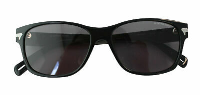 G- Star Raw Thin Huxlex Black Acetate Mens UV Shades Sunglasses GS605S 001