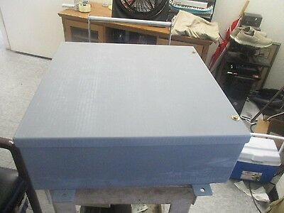 Hoffman Engineering Model: A-20 C 20 A LP Oil Tight CH Box . New Old Stock <