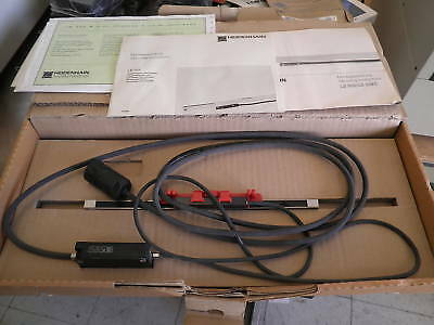 Heidenhain: LB 101, Id Nr.257 236 03 Linear Encoder. Unused Old Stock <