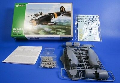 """SPECIAL HOBBY 32044 Fiat G.50-II Freccia """"Finnish Aces"""" in 1:32 LIMITED!"""