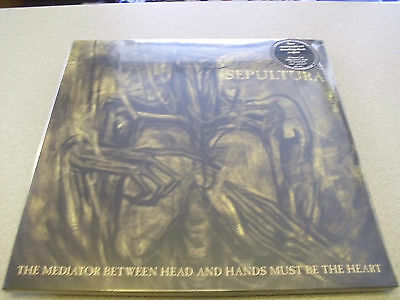 Sepultura - Mediator Between Head And Hands... - 2LP Vinyl//Neu&OVP//Gatefold
