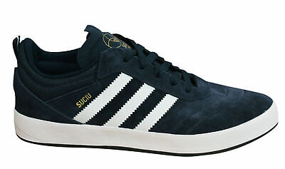 Adidas Originals Suciu Advance Mens Trainers Navy Blue Leather Suede BY3935 B2A