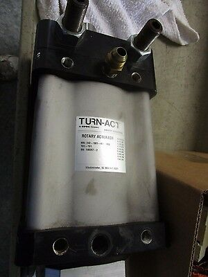 Turn-Act, MN: 242-1M1-401-800-T01-T01 Rotary Actuator <