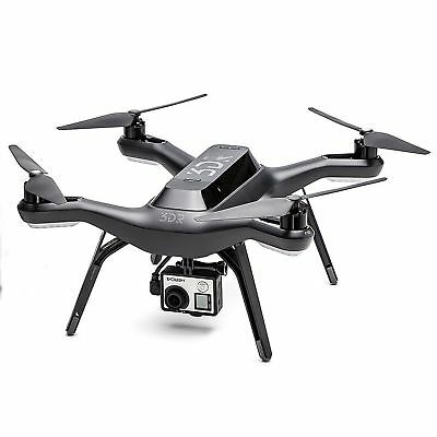 3DR Solo RTF Quadcopter Smart Drone and Controller with Mount - by 3D Robotics