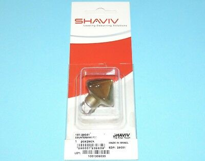 "F30 HSS Countersink for Holes up to 1.18"" Shaviv Part #29051"