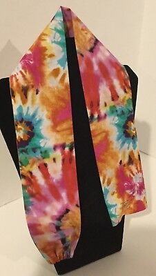 Tie Dye Print MD RN EMT LPN Stethoscope Cover Buy 3 GET FREE SHIPPING