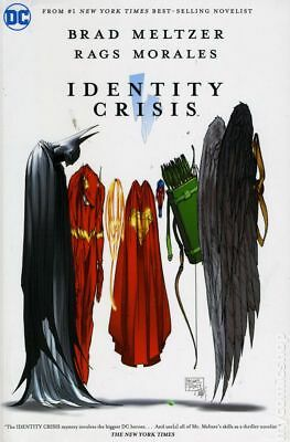 Identity Crisis TPB (DC) New Edition #1-REP 2016 VG Stock Image Low Grade