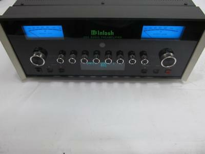 NEW McIntosh C52 Stereo Preamplifier 2 Channel C52-61201