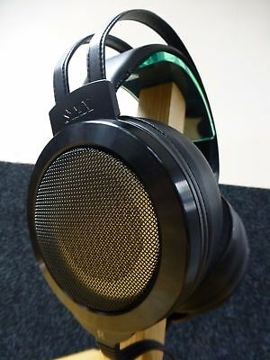 Stax SR-007Mk2 Electrostatic Headphones in Black with SRM-007t - Preowned