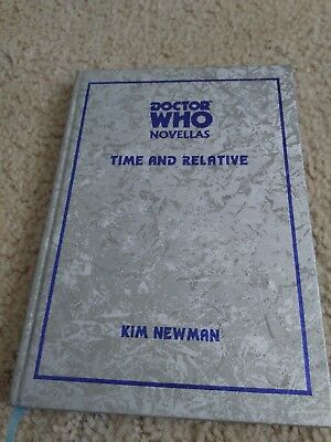 Doctor Who - Telos Novella - Time and Relative (Signed)
