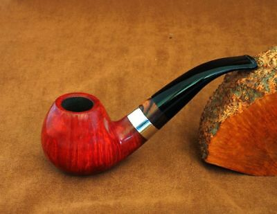Jan Harry Seiffert -Handmade-  9mm, ungeraucht    >Pfeife, Pipe, Estate<