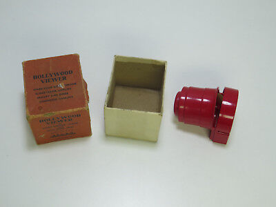 Hollywood Viewer for Kodachrome Slides and 35mm Strip Film