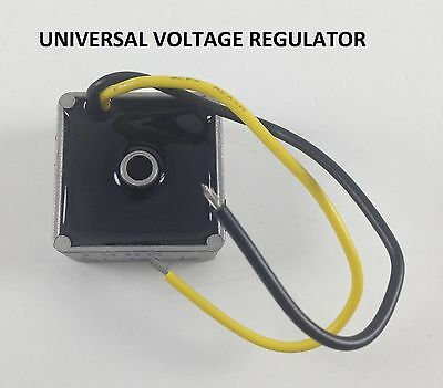 2FastMoto AC Voltage Regulator Moped Scooter Electrical Vespa Universal