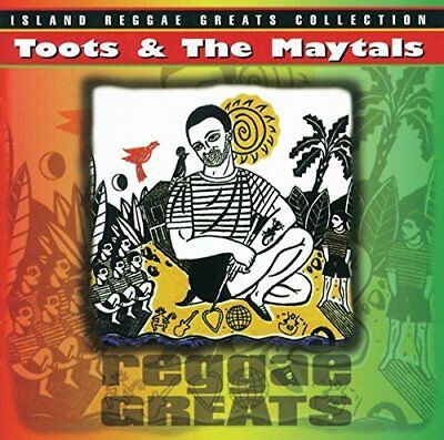 Toots & the Maytals ~ Reggae Greats (Reissue) NEW CD ~ Greatest Hits ~ Best of