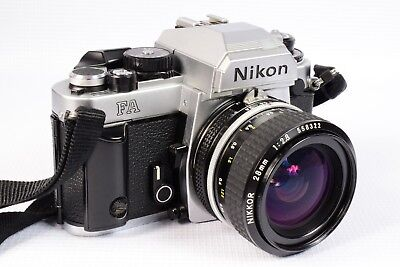 Nikon Fa Camera Pre-Cut To Size Light Seal Kit Mirror & Door + Groove Sheet