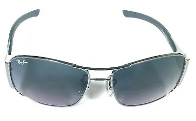 1327625df7 Ray Ban Junior RJ9516S 200 90 Sunglasses Silver with Purple Gray Fade Lenses